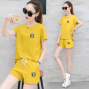 Casual suit Summer of 2019 M L XL XXL XXXL 317-#HH-1 And Li 51% (inclusive) - 70% (inclusive) polyester fiber Polyester 65% cotton 35%