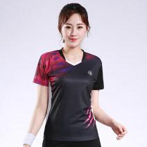 Badminton wear For men and women M. L, XL, XXL, XXXL, larger Music ballad go3pBr1r