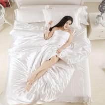 Bedding Set / four piece set / multi piece set Others other Solid color 133x72 Other / other Others 4 pieces 60 2.2m (7ft) bed, 2.0m (6.6ft) bed, 1.8m (6ft) bed, 1.2m (4ft) bed, 1.5m (5ft) bed