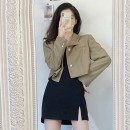 Women's large Spring 2021 S M L XL Dress Two piece set commute Korean version Kunianduo 18-24 years old Short skirt Other 100% Same model in shopping mall (sold online and offline)