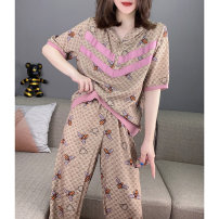 Fashion suit Summer 2021 S M L XL Graph color 25-35 years old Miheng BB202v10812p4002 Other 100% Pure e-commerce (online only)