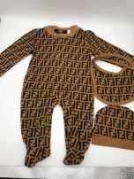 Jumpsuit / climbing suit / Khaki Class A currency cotton Cotton 100% Freshmen, 3 months, 6 months, 12 months, 18 months