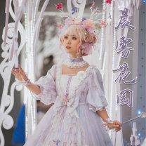 Lolita / soft girl / dress Wanyeji L,M,S,XL goods in stock