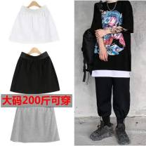 skirt Autumn 2020 S suggests 75-100 Jin, m suggests 100-120 Jin, l suggests 120-135 Jin, XL suggests 135-155 Jin, 2XL suggests 155-200 Jin, super large 190-240 Jin, super fat 240-300 Jin Short skirt Versatile A-line skirt 18-24 years old T30355 brocade Other / other cotton
