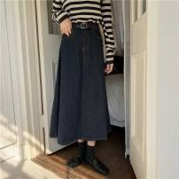 skirt Autumn 2020 M. L, s, one size fits all Skirt, top Mid length dress Sweet High waist skirt Under 17 I0kgF 51% (inclusive) - 70% (inclusive) other solar system