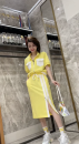 Fashion suit Spring 2021 S(1) , M(2) , L(3) White, yellow, pink Other / other 832Q410950