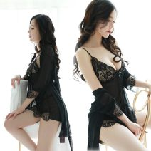 (bra underwear) suit Other / other 110-130 Solid color Steel support
