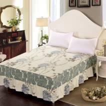 Bed skirt 120x200cm single bed skirt, 120x200cm bed skirt + pillow case 1 pair, 150x200cm single bed skirt, 150x200cm bed skirt + pillow case 1 pair, 180x200cm single bed skirt, 180x200cm bed skirt + pillow case 1 pair, 200x220cm single bed skirt, 200x220cm bed skirt + pillow case 1 pair cotton