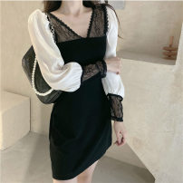 Carrying ring Black dress s black dress m black dress l Black Dress XL DXH-4F-417C-6011-43 Yugou