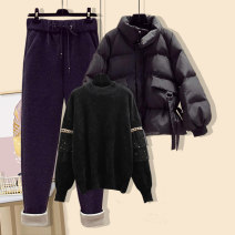 Fashion suit Winter 2020 S M L XL 18-25 years old Song and poem GSY12171543 Other 100% Pure e-commerce (online only)