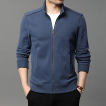 Jacket Shengchenlin Youth fashion 30061 black 30061 blue 165 170 175 180 185 190 thin easy Other leisure spring ZFBQ2_ one trillion and six hundred and fifteen billion two hundred and four million six hundred and fifty-nine thousand seven hundred and thirty-eight Cotton 67.7% polyester 32.3% Wear out