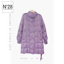 Down Jackets Winter 2020 Design Purple, beige, coffee S (within 110 kg), m (110-125 kg), l (125-135 kg) White duck down 90% A029096