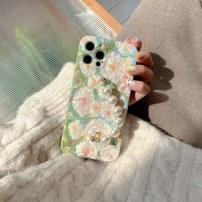 Mobile phone cover / case Japan and South Korea Apple / apple Protective shell TPU