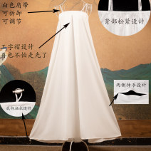 Hanfu 96% and above Spring 2021 Waist length petticoat, chest Length Petticoat, chest length + waist length [hot package] XS,S,M,L cotton