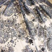Fabric / fabric / handmade DIY fabric Others Loose shear rice Plants and flowers other Europe and America Lulu lace shop