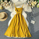 Outdoor casual clothes Tagkita / she and others CZ118643741588 female eighty-seven point seven three yellow 51-100 yuan S,M,L,XL,2XL other Summer 2020 Sleeveless have more cash than can be accounted for