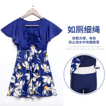 one piece  other 4XL (170-200kg) to send the elderly, offer love, 5XL (190-200kg) to cover the mother's small belly, l (80-100kg) boxer pants, more convenient, XL (100-120kg) arm with sleeve design, 2XL (120-140kg) hot spring swimming two use, 3XL (140-170kg) does not fade, does not pilling 18370C