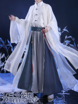 Cosplay men's wear Pre sale suit Other / other Over 14 years old game Chinese Mainland Ancient style Regular price (without deposit), final price (with deposit) L,M,S,XL
