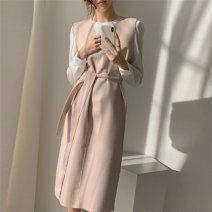 Quick drying suit 101-200 yuan S,M,L Black, apricot, khaki, caramel, style custom deposit Spring 2021 five point one one female other other other other other