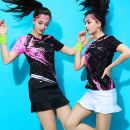 Badminton wear 2003 white fishtail skirt, 2003 black fishtail skirt female XXL,L,XL,XXXL,M See description