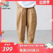 trousers LAGETOM neutral 120cm,130cm,140cm,150cm Lake blue, Dark Khaki, brick red trousers Casual pants 10 years old