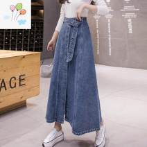 Parent child fashion blue other Female, male Other / other S,M,L,XL,2XL A602738 Solid color Denim 5560# Other 100% 12 months