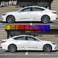 Car decoration stickers Stickers Body stickers Highlight moment ggsh lkssxdt.01