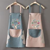 apron Sleeveless apron waterproof Cartoon PVC Household cleaning Average size public yes Cartoon