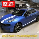Car decoration stickers Stickers Body stickers Rubbing marks (auto parts) Link 03 hood side skirt