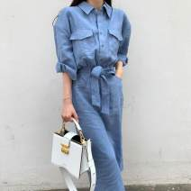 Pajamas / housewear set female 100% women M, L Blue, pink other