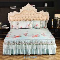 Bed skirt 1.2x2.0m bed, 1.5x2.0m bed, 1.8x2.0m bed, 1.8x2.2m bed, 2.0x2.2m bed Others Other / other Plants and flowers Qualified products B647473