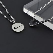 Necklace Titanium steel RMB 1.00-9.99 Other Japan and South Korea