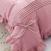 Bed skirt 1.8m bed four piece set (quilt cover 200x230), 2.0m bed four piece set (quilt cover 220x240), 2.0m bed four piece set (quilt cover 200x230), 1.8m bed four piece set (quilt cover 220x240), 1.2m bed three piece set (quilt cover 150x200), 1.5m bed four piece set (quilt cover 200x230) cotton