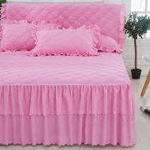 Bedspread cotton Purple, pink, red, Matcha green, jade Plants and flowers Other / other