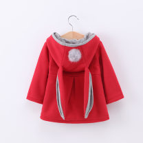 Sweater / sweater 90cm, 100cm, 80cm, 110cm, 120cm, 70cm, 6 pieces in one hand (please shoot according to the multiple of 6) other female Red, gray, foreign trade main push money, long-term goods, pink Other / other Korean version thickening other other Class B Three months, six months