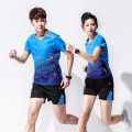 Badminton wear For both men and women Beautiful and cool Football suit Women's green suit, women's orange suit, women's blue suit, men's green suit, men's orange suit, men's blue suit, children's green suit, children's orange suit, children's blue suit Xs, s, m, l, XL, XXL, XXXL, larger