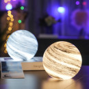 Decorative table lamp Other / other 100V-240V Northern Europe JXD-8020 Button switch Living room, study, bedroom, other / other organic glass organic glass With light source Chromium plating 6W (inclusive) - 10W (inclusive) 3 years Chinese Mainland no