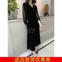 suit other Seven days no reason to return, picture color S,M,L Solid color polyester fiber