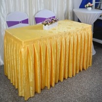 tablecloth Golden broken flower, golden hook flower, golden velvet (high grade), golden tribute 555, golden velvet + Diaoyu, golden hook flower pill, seven national warehouses Customized (length, width and height), 120 in length, 60 in width and 75 in height Plush Other / other 0ukHbQjr