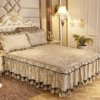 Bed skirt Others Other / other Solid color Qualified products jm001
