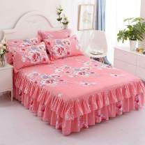 Bed skirt 180cmx220cm for pillow case, 120cmx200cm for pillow case, 150cmx200cm for pillow case, 180cmx200cm for pillow case, 200cmx220cm for pillow case Others Other / other Plants and flowers Qualified products DwCvevOG