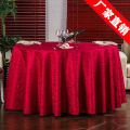 tablecloth cloth European style Plants and flowers HL-0021