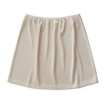 skirt Summer of 2019 One size fits all, short-s (40cm), short-m (41cm), short-l (42cm), short XL (43cm), Medium-s (50cm), medium-m (51cm), medium-l (52cm), medium XL (53cm)-- Black, white, milk white Short skirt Versatile Natural waist other Solid color 18-24 years old knitting