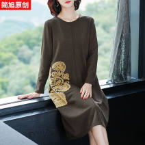 Sweater / sweater XL for 100-120, 2XL for 120-140, 3XL for 140-160, 4XL for 160-180, 5XL for 180-210 Pure cotton (100% cotton content) female Pankou (black), Pankou (military green), Pankou (coffee), panhua (black), panhua (military green), panhua (coffee) Other / other other 3 months