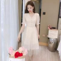 Dress Summer 2021 white S,M,L,XL