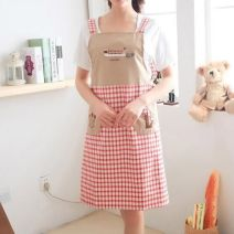 apron Black, purple, red Sleeveless apron antifouling Simplicity other Personal washing / cleaning / care Average size public no Ruan Meng healing system