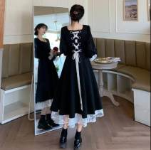 Warm cotton clothes Tagkita / she and others female 51-100 yuan black M,L,XL,4XL,XXL,XXXL have more cash than can be accounted for
