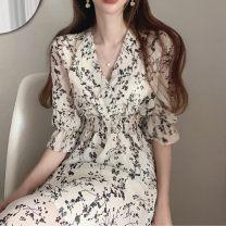 Cosplay women's wear Other women's wear goods in stock Over 14 years old White dress, black dress comic S,M,L,XL Qin Jian See description