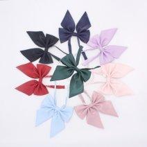 Bow tie XJ-01,XJ-02,XJ-03,XJ-04,XJ-05,XJ-06,XJ-07,XJ-08,XJ-09,XJ-10,XJ-11,XJ-12 Solid color Ordinary dress Korean version Otichun PY2020161_ 637337244325889043_ twenty