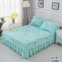 Bed skirt 120cmx200cm bed skirt, 150cmx200cm bed skirt and 180cmx200cm bed skirt Others Other / other Plants and flowers Qualified products